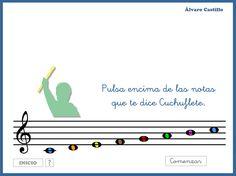 Las notas musicales - Liando Bártulos