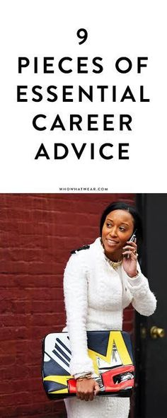 9 unconventional of career tips you might not have heard before (but should) Career, Career Advice, Career Tips #career