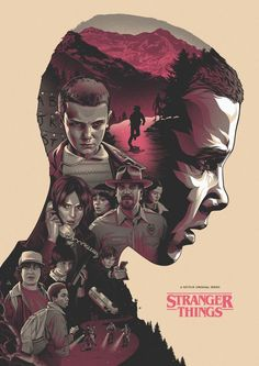 Stranger Things by Emilio Calle