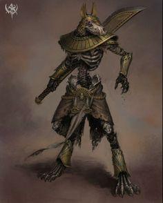 ushbani god halloween jackal costume