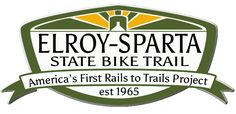 Wisconsin:  Elroy Sparta Trail - With three rock tunnels and five small towns along it's 32.5 mile route, the trail is a favorite Wisconsin bicycling destination. Traveling between Sparta and Elroy, the trail stretches through the communities of Norwalk, Wilton and Kendall.