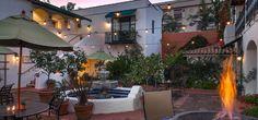 Santa Barbara Luxury Hotels | Spanish Garden Inn