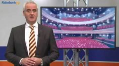Rabobank TV - aflevering 10 2014. In deze bijzondere aflevering van Rabobank TV heeft presentator Arie Lengkeek een gesprek met de winnaar van De Gouden Parel 2014, Harold Warmelink, directeur van Theater De Flint.