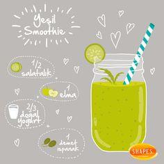 Yeşil Smoothie