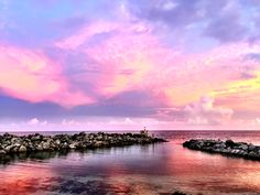 Pink sunset Pink Sunset, Clouds, Outdoor, Fotografia, Pictures, Outdoors, Outdoor Games, Outdoor Living