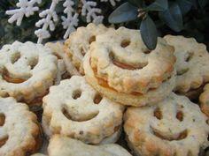 6 perc alatt sül omlósra a citromfüves linzer Christmas Cookies, Mashed Potatoes, Healthy Recipes, Healthy Food, Ethnic Recipes, Xmas Cookies, Whipped Potatoes, Healthy Foods, Christmas Crack