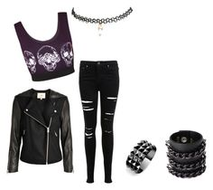 """""""Untitled #37"""" by hezka-girl on Polyvore featuring WearAll, Miss Selfridge, Wet Seal, Waterford and Mia Bag"""