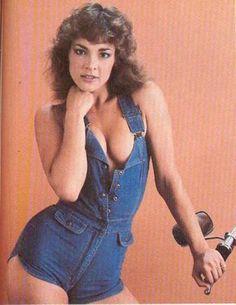 Pin by Bruce Hodder on Michelle Bauer - 80s Scream Queen