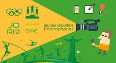 Direction Rio de Janeiro, ville-hôte des 31e Jeux olympiques, pour 20 Jeunes reporters francophones. Sélectionnés à l'issue d'un concours de reportages vidéos organisé par l'ambassade de France au Brésil, ces lycéens, venus d'établissements français et d'établissements locaux des pays d'Amérique du Sud et de Guyane française, nous font vivre ce grand rendez-vous mondial.