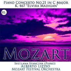 """Piano concerto no 21 in C """"Elvira Madigan"""" - Mozart C Major, Orchestra, Piano, 21st, Music, Musica, Musik, Muziek, Music Activities"""