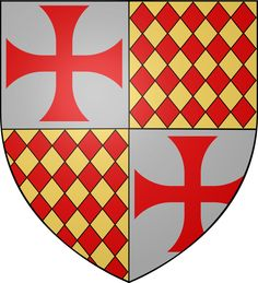 Robert de Craon or Robert Burgundio (died 13 January 1147) was the second Grand Master of the Knights Templar from June 1136 until his death. He was a member of the Craon family.