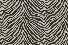Tangiers Zebra - Ralph Lauren - Ebony