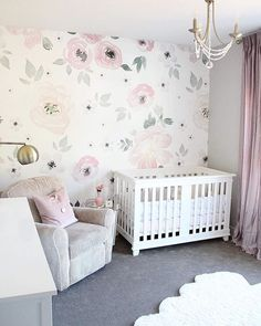 Project Nursery On Instagram We Love The Jolie Wallpaper You Guys It Score 15 Off In Our 4th Of July Which Is Now