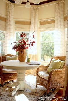 Savvy Southern Style: My Favorite Room....Top This Top That