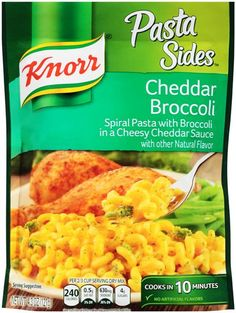 23 Awesome Knorr Pasta Sides Recipe Clippings Images
