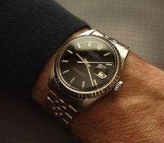 rolex datejust 36 - timeless