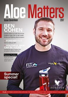 Fab online health mag giving you loads of info to help with your fitness, your skin and your whole lifestyle. Interview too with England rugby star Ben Cohen, who shares his love of aloe vera fitness with you! Simply click the link to read all 56 pages! #lose weight naturally #clean 9 diet