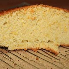 Gâteau aux amandes (de Pessah)