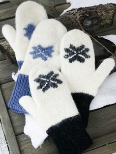 Nordic Yarns and Design since 1928 Knit Mittens, Joki, Yarn Crafts, Handicraft, Knit Crochet, Gloves, Creative, Knitting Ideas, Felting