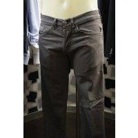 Don Dup UP232 GEORGE verdi pantaloni uomo 73% cotone 27% elastomultiestere