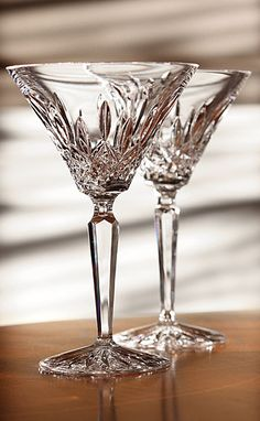 Waterford Classic Lismore Martini Glass...Qty. 0