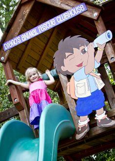 "Photo 14 of 22: Dora the Explorer / Birthday ""Dora!""   Catch My Party"