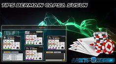 Luxy Poker 99 Kini ingin memberikan Beberapa Tips Agar anda Menang main Judi Capsa Susun Online Indonesia yang dapat anda mainkan Via Android / Iphone.