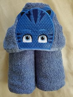 Kids Hooded Towel,Hooded Towel For Kids,Hooded Towel,Embroidered Hooded Towel,Kids Bath Towel,Hooded Pool Towel,Ready to Ship by RenegadesCreations on Etsy