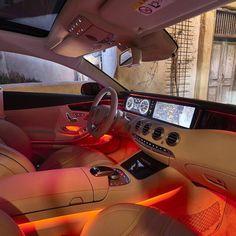 interios new S class Mercedes