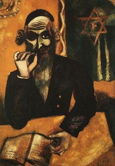 The Pinch of Snuff 1912, Chagall