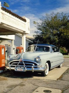 Hudson Hornet Hollywood Hardtop #cars #automotive