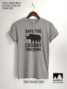 Save The Chubby Unicorn Girls Cotton,Long Sleeve Creeping Suit