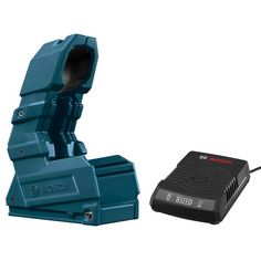 Bosch 18-Volt Lithium-Ion Wireless Charger and Mobile Holster for 2.0 Ah Battery