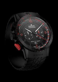 El Chronodakar de Edox cronometrador oficial del 2013 Dakar Rally