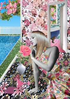 Kathrin Kuhn Collage Art | Trendland: Design Blog & Trend Magazine
