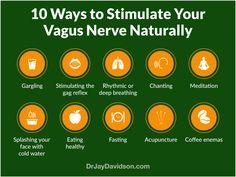 Holistic Healing, Natural Healing, Vagus Nerve Stimulator, Trauma Therapy, Brain Health, Gut Health, Trigeminal Neuralgia, Autonomic Nervous System, Alternative Therapies