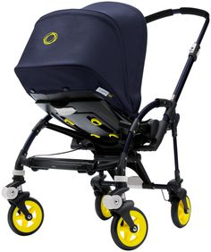 Spring meets the Bugaboo Stroller - Quinny Stroller - Ideas of Quinny Stroller - Spring meets the Bugaboo Stroller Bugaboo Stroller, Bugaboo Bee, Baby Strollers, Travel Systems For Baby, Modern Kids Furniture, Baby Prams, Dream Baby, Baby Carriage, Baby Time