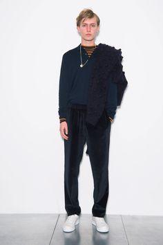 fc289a968004 Lou Dalton Fall 2018 Menswear Fashion Show