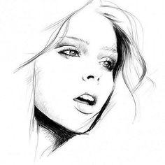 girl drawing - Hledat Googlem