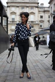 Chic Mamas: Spring 2013 Wearable Fashion Looks