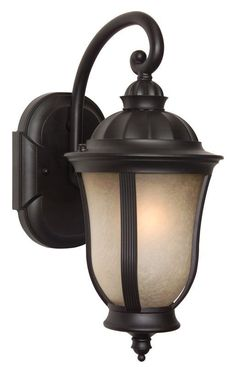 $72 - outside light craftsmade Z6104