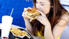 How to eat a lot without gaining weight.