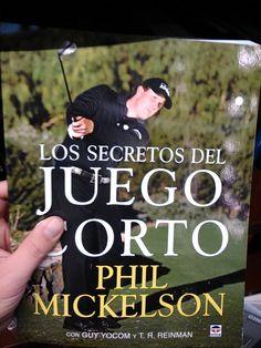 ¿Cómo usar el culo en el golf? Este libro resuelve ese enigma.