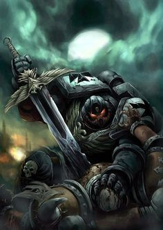 Black Templar Space Marine