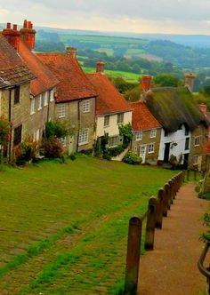fuckitandmovetobritain: Great Britain: Shaftesbury Oxford... My blog posts