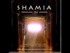 SHAMIA (Alchemy) TRAVELING THE UNSEEN. (Gerhard Fankhauser & Einat Gilboa)