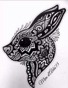 Predloha na tetovani