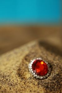 A Red-Hot, Ruby Summer