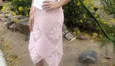 Daisy Skirt that would be fun to wear and there's a free pattern!