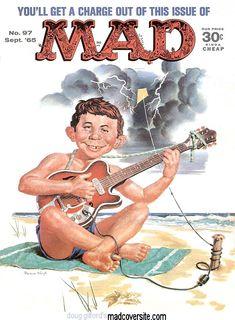Mad Magazine, Time Magazine, Magazine Covers, Magazine Rack, Magazines For Kids, Vintage Magazines, Mad Movies, American Humor, Cross Stitch Fairy